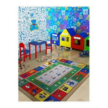 Covor pentru copii Lesson, 100 x 150 cm poza bonami.ro