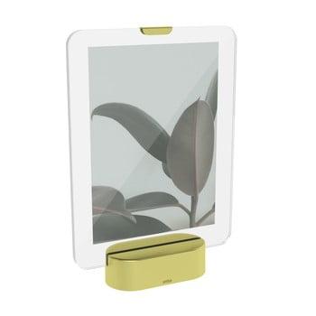 Ramă foto cu LED Umbra Glo, 13 x 18 cm, auriu poza bonami.ro