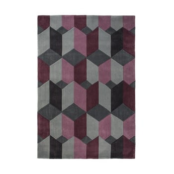 Covor Flair Rugs Scope, 120 x 170 cm, violet imagine