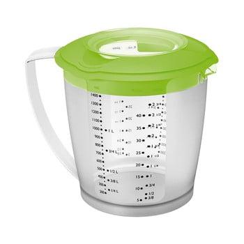 Cană/recipient măsurare Westmark Helena, 1.4 l, verde poza bonami.ro