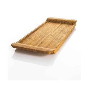 Tavă servire din bambus Bambum Re. bonami.ro