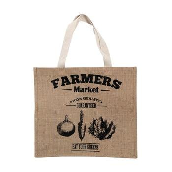 Sacoșă pentru cumpărături Premier Housewares Farmers Market poza bonami.ro