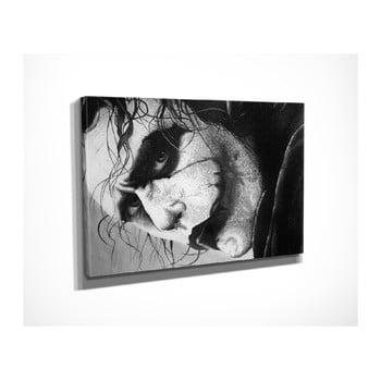 Tablou pe pânză Joker, 40 x 30 cm bonami.ro