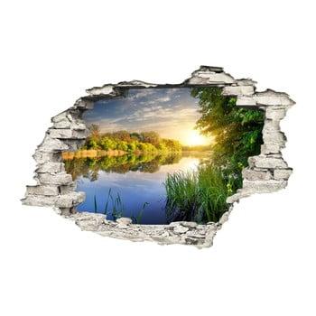 Autocolant pentru perete Ambiance Jezero, 60 x 90 cm bonami.ro