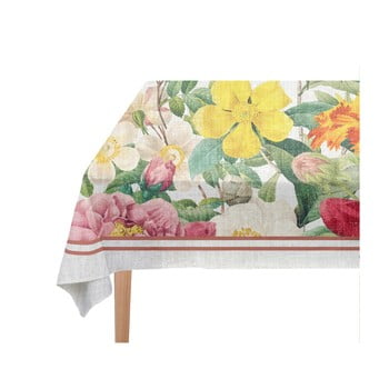 Față de masă Madre Selva Spring, 140 x 140 cm bonami.ro