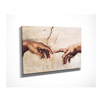 Reproducere tablou pe pânză Michelangelo, 40 x 30 cm bonami.ro