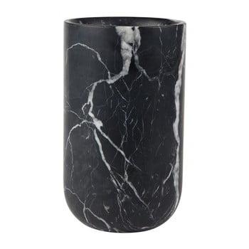 Vază din marmură Zuiver Fajen, negru poza bonami.ro