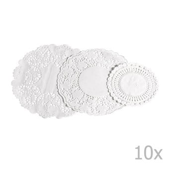 Set 30 șervețele decorative din hârtie Premier Housewares bonami.ro