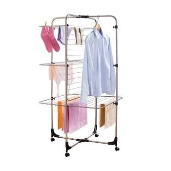Uscător cu 3 nivele pentru rufe Laundry poza bonami.ro