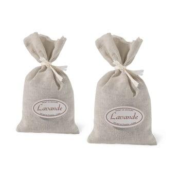 Set 2 săculeți cu levănțică anti molii Compactor Lavander Bags bonami.ro