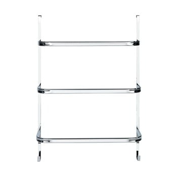Suport pentru prosoape Wenko Towel Holder Chrome, 21 x 54 cm, argintiu bonami.ro