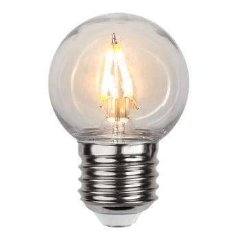 Bec cu LED pentru exterior Best Season Filament E27 G45 poza bonami.ro