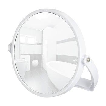 Oglindă cosmetică albă Noale, Ø19 cm bonami.ro