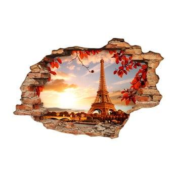 Autocolant Ambiance Landscape Eiffel Tower, 60 x 90 cm bonami.ro