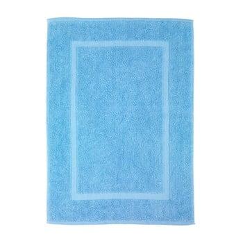 Covor baie din bumbac Wenko Serenity, 50x70cm, albastru bonami.ro