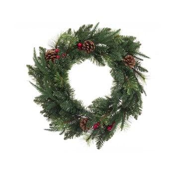 Coroniță de Crăciun cu conuri Unimasa, ø 60 cm bonami.ro