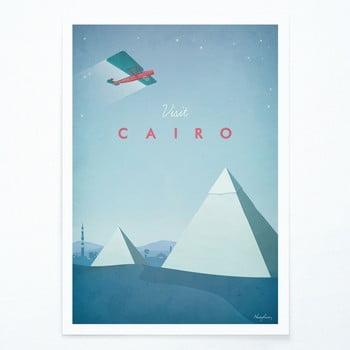Poster Travelposter Cairo, A3 bonami.ro