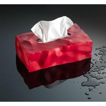 Cutie pentru batiste de hârtie Wipy II Red bonami.ro