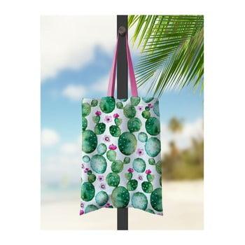 Geantă de plajă Kate Louise Cactusito poza bonami.ro