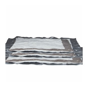 Set 3 saci pentru depozitare haine cu vacuum Compactor Aspispace bonami.ro