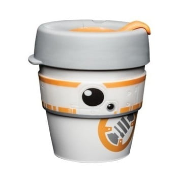 Cană de voiaj cu capac KeepCup Star Wars BB8, 227 ml poza bonami.ro