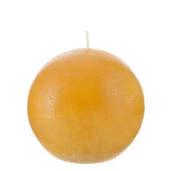Lumânare J-Line Ball, portocaliu bonami.ro