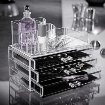 Organizator pentru cosmetice Compactor Jewelery bonami.ro