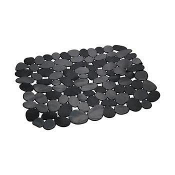 Protecție pentru chiuvetă Wenko Kristall Stone, gri bonami.ro