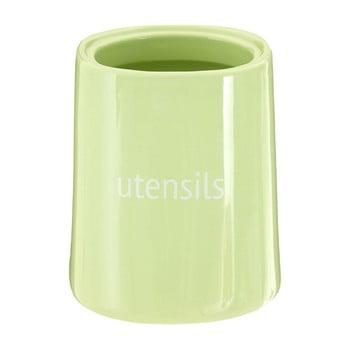 Suport pentru ustensile de bucătărie Premier Housewares Fletcher, 800 ml, verde bonami.ro