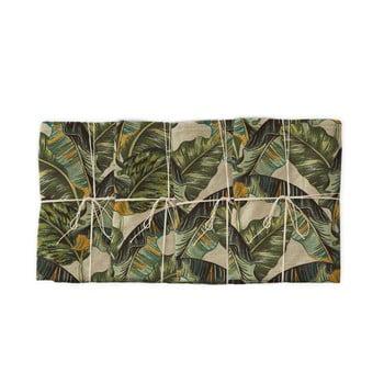 Set 4 șervețele textile Linen Couture Banana, lățime 40 cm bonami.ro