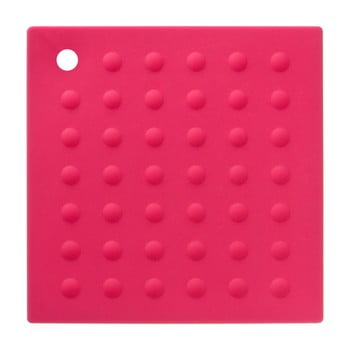Suport cană din silicon Premier Housewares Zing, roz poza bonami.ro