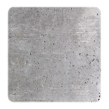 Suport antiderapant pentru duș Wenko Concrete, 54 x 54 cm bonami.ro