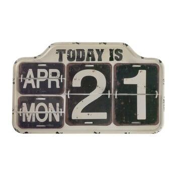 Calendar de perete Geese Today, negru poza bonami.ro