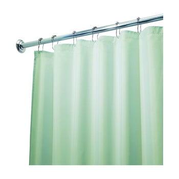 Perdea de duș iDesign, 183x183cm, verde bonami.ro