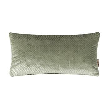 Pernă Dutchbone Spencer, 60 x 30 cm, verde bonami.ro