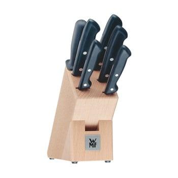 Set 6 cuțite din oțel inoxidabil cu suport WMF Cromargan® Classic imagine