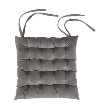 Pernă pentru scaun Tiseco Home Studio Chairy, 37x37cm, gri închis bonami.ro
