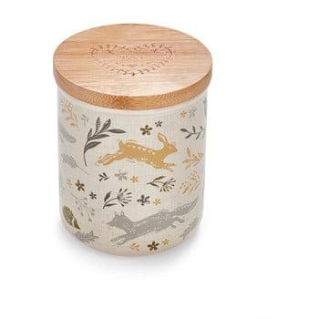Recipient ceramică pentru ceai Cooksmart Woodland poza bonami.ro