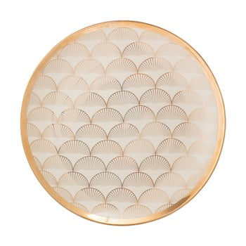 Farfurie din ceramică Bloomingville Aruba, ⌀25 cm bonami.ro