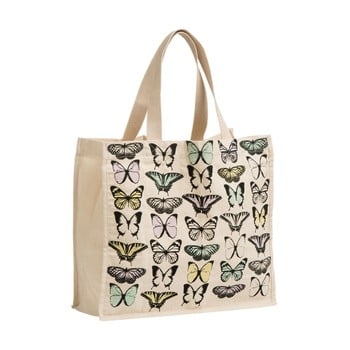 Geantă cumpărături Premier Housewares Butterfly poza bonami.ro