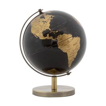 Decorațiune în formă de glob Mauro Ferretti Globe Bronze, ø13cm poza bonami.ro