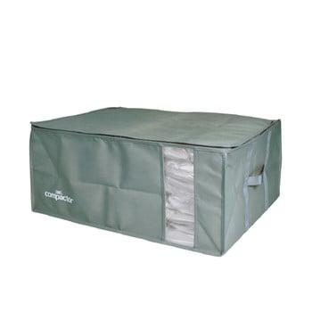 Cutie de depozitare cu vid pentru haine Compactor Green Edition, 210 l poza bonami.ro