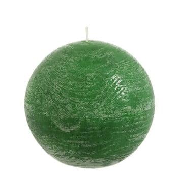 Lumânare J-Line Ball, verde deschis bonami.ro