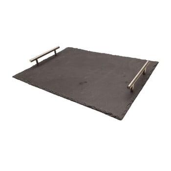 Platou din piatră Bambum Pico, 24 x 19 cm poza bonami.ro