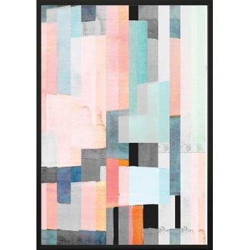 Poster DecoKing Abstract Panels, 50 x 40 cm bonami.ro
