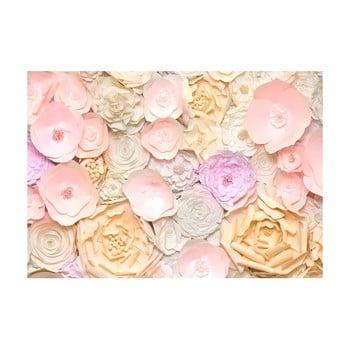 Tapet format mare Bimago Flower Bouquet, 400 x 280 cm poza bonami.ro