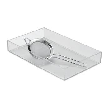 Organizator pentru bucătărie iDesign Clarity, 8 x 12 cm bonami.ro