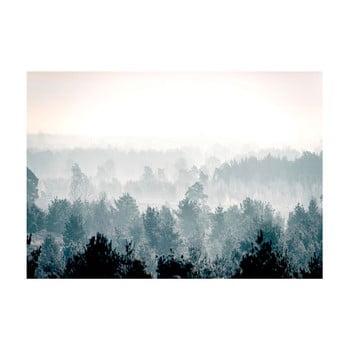 Tapet format mare Bimago Winter Forest 400 x 280 cm poza bonami.ro
