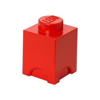 Cutie depozitare LEGO®, roșu poza bonami.ro