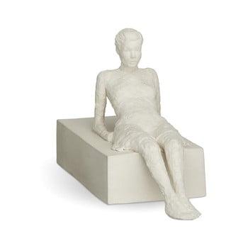Statuetă din gresie Kähler Design Character The Attentive One bonami.ro